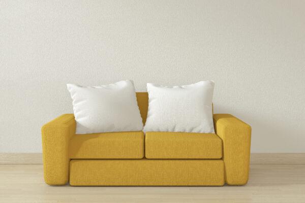 Paarberatung – Sofa mit zwei Sitzen
